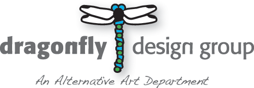 Dragonfly Design Group Logo